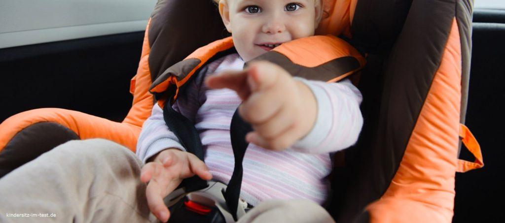 Kindersitz im Test - der passende Autositz ist wichtig