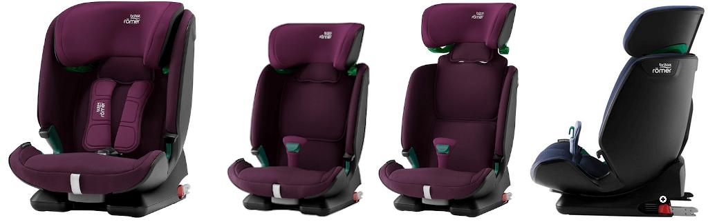 Britax Römer Advansafix Kindersitz