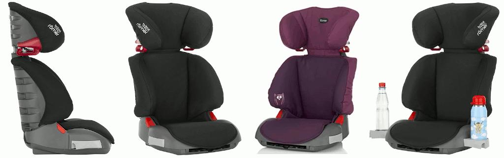 Britax Römer Adventure Kindersitz