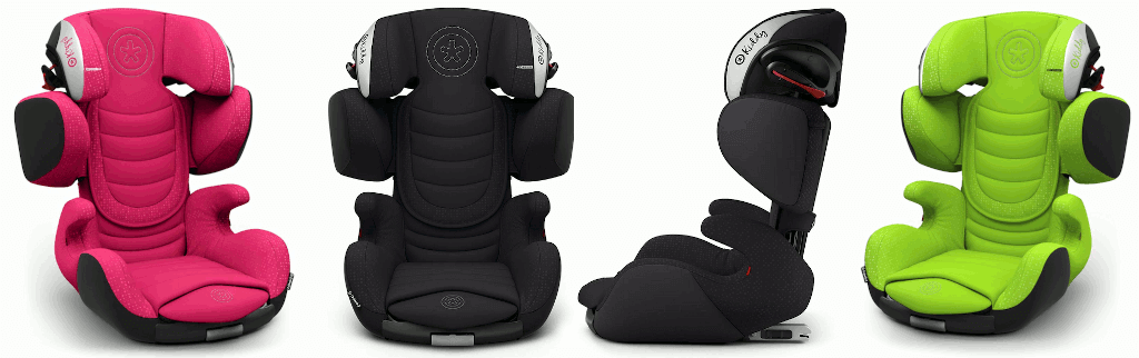 Kiddy Cruiserfix Kindersitz im Test