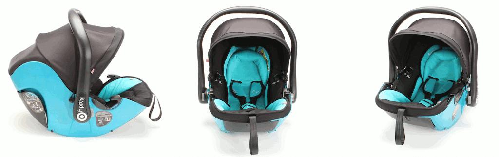Kindersitz Kiddy Evo Luna i-Size