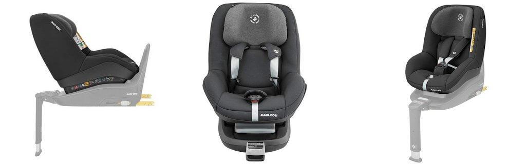 Der Maxi Cosi Pearl Kindersitz im Test