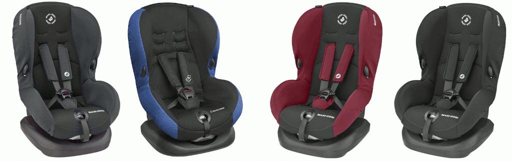 Der Maxi Cosi Priori Kindersitz im Test