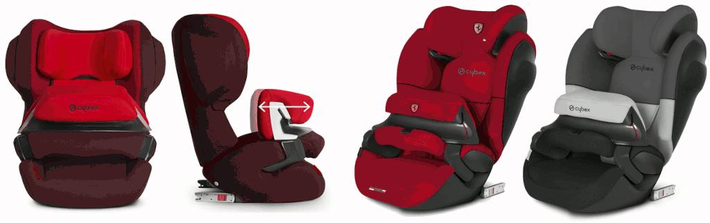 Kindersitz Cybex Juno 2-fix