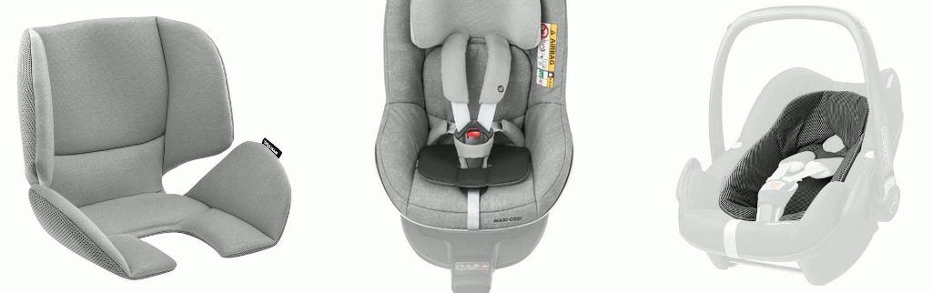 Maxi-Cosi Neugeboreneneinsatz und Sitzverkleinerer